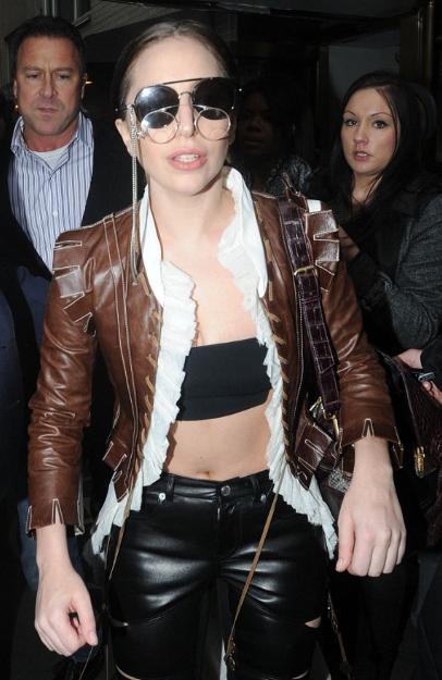 Lady Gaga Summer 2014